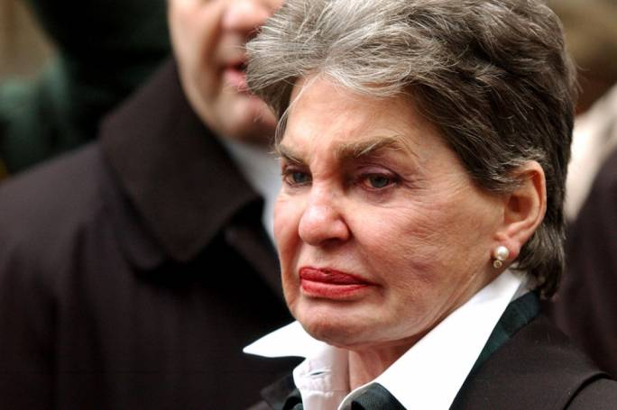 Leona Mindy Roberts Helmsley was an American businesswoman with a reputation for tyrannical behaviour that earned her the sobriquet Queen of Mean