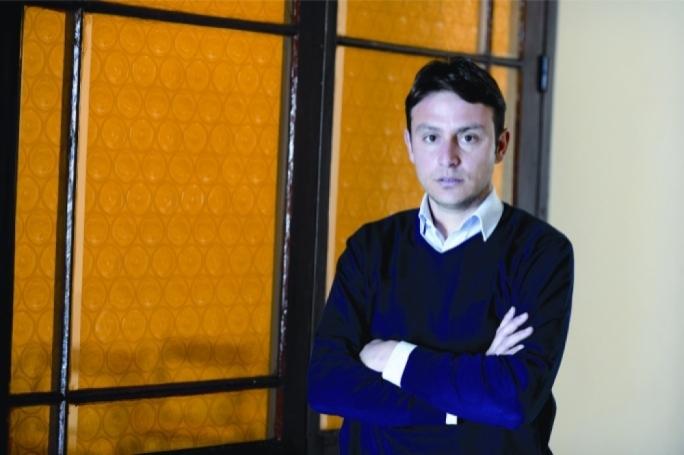 Caritas Malta director Leonid McKay
