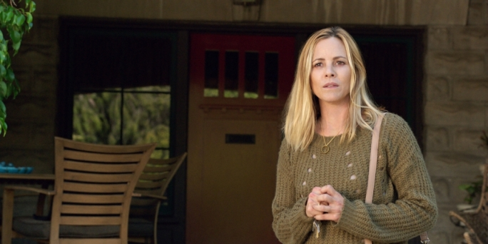 Mummy dearest: Maria Bello