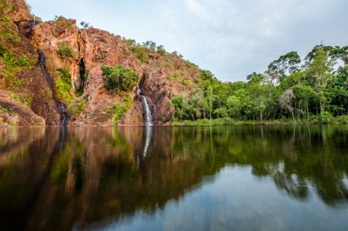 Known for its waterfalls and fresh water lagoons or plunge pools, this could very well be the most valuable gem of the Northern Territory's mainstream National Parks