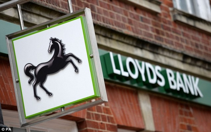 One of Europe's biggest earnings stories came from Lloyds Banking Group, which announced its highest full-year profit in a decade