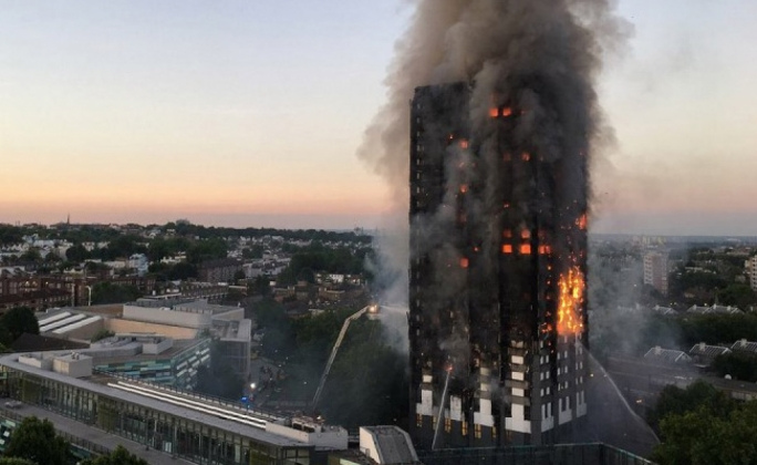 Grenfell Tower: death toll rises to 17 after London fire