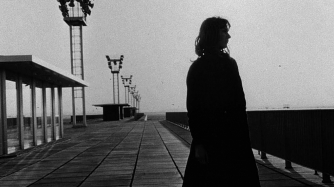 Chris Marker's La Jetée (1962), often cited as the key influence for Terry Gilliam's 12 Monkeys, was also a key influence for Vella during the writing process for Rokit – blending as it does her common concerns of photography and time-travel themed science fiction