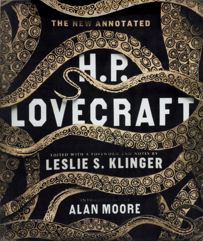 The New Annotated H. P. Lovecraft, edited by Leslie S. Klinger