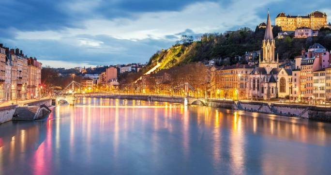 Lyon - an authentic French city