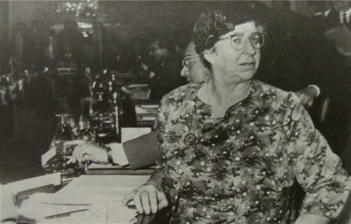 Mabel Strickland, leader of the Constitutionalist Party
