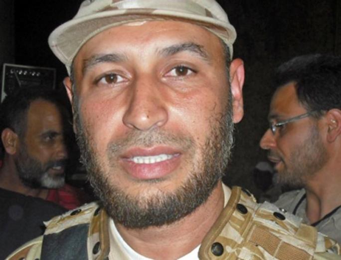 Former Tripoli mayor and military commander Mahdi al-Harati
