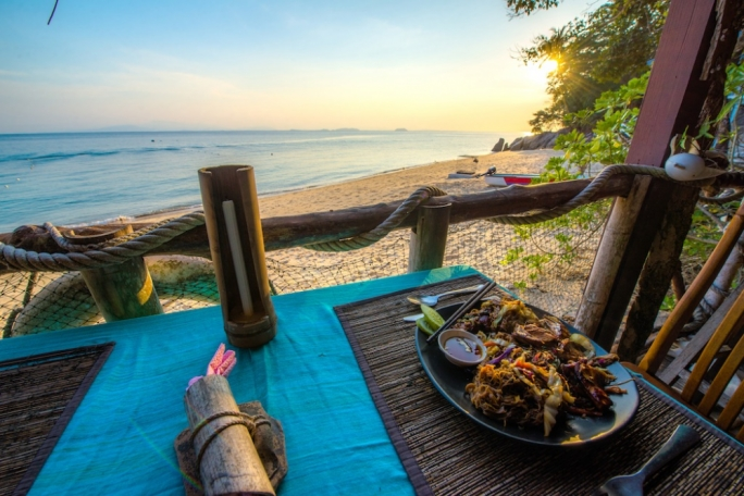 Perhentian Kecir – a paradise above and below the water