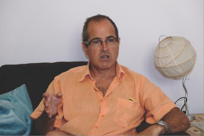 Psychologist Malcolm Tortell