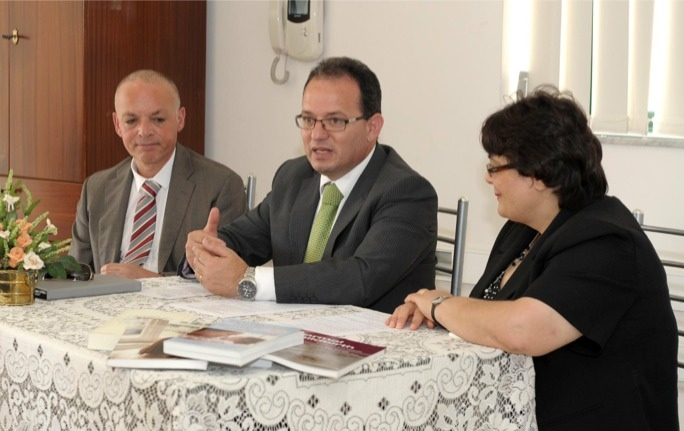 Minister Chris Said praises the work being done by Malta Midwives Association to reduce national C-Section rates