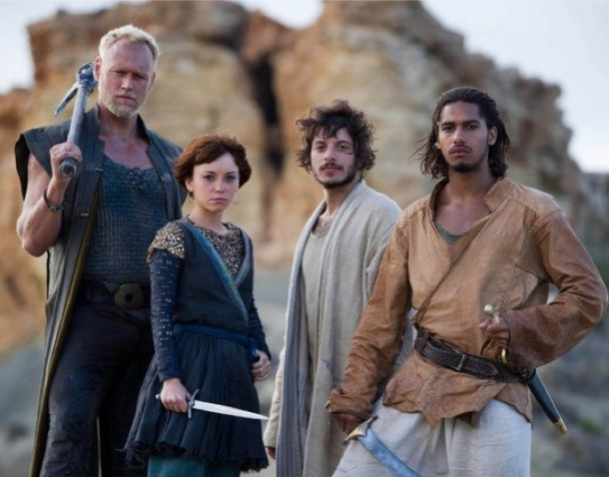 Shot entirely in Malta, the first season of Sky One's TV series Sinbad began airing from last Sunday.