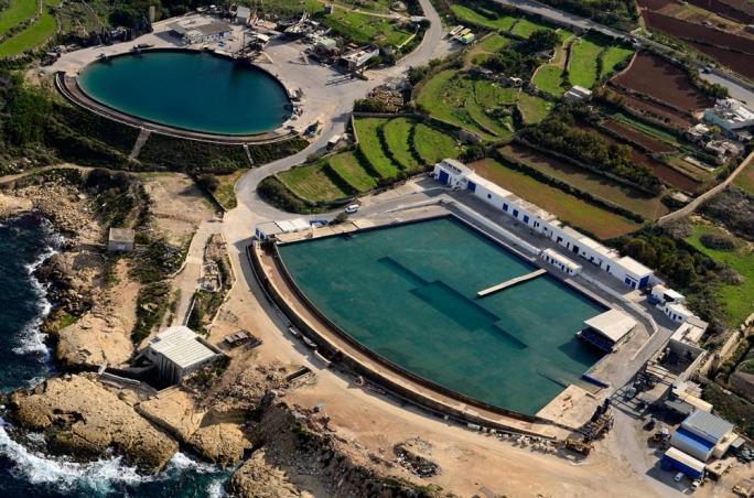 The Kalkara Film Studios - © Malta Air Photo