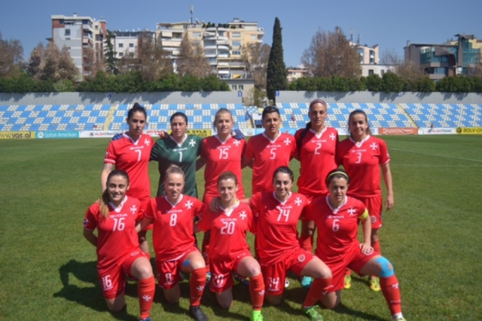 Malta's 3-1 win over Kosovo in Group 2 of the Preliminary Round of the Women's World Cup