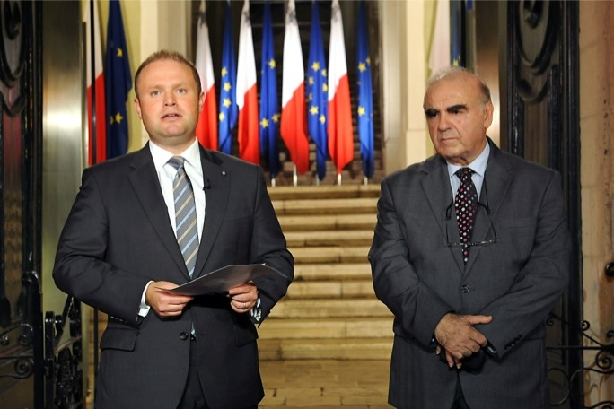 Prime Minister Joseph Muscat and foreign minister George Vella said they will take the matter with urgency to the European Council of ministers