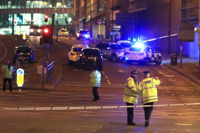 British Police Decry Apparent U.S. Leaks Of Manchester Attack Evidence