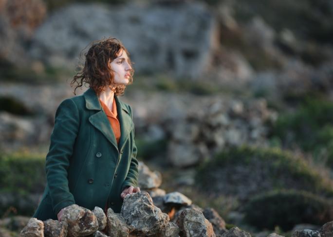 Ruth Borg in Maneland (Photo: Michael Galea)