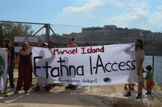 'Access reopened': Activists celebrate following successful action