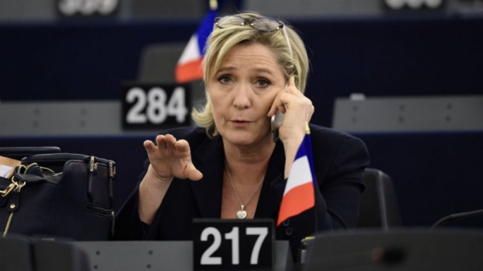 Marine Le Pen refuses to repay European Union funds