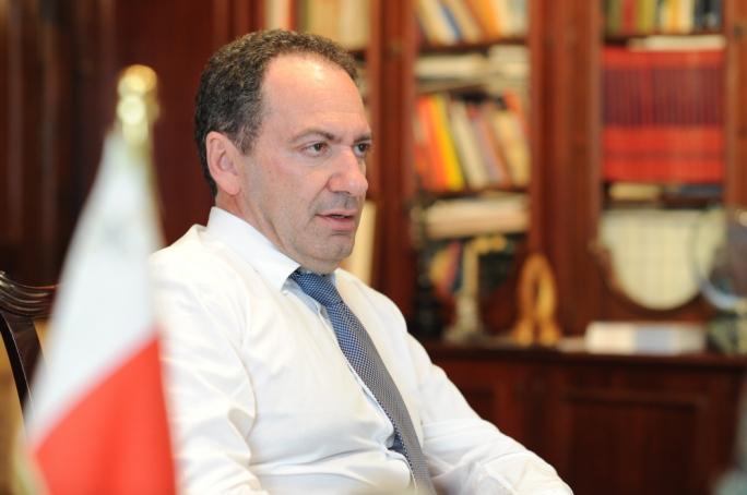 PN deputy leader Mario de Marco