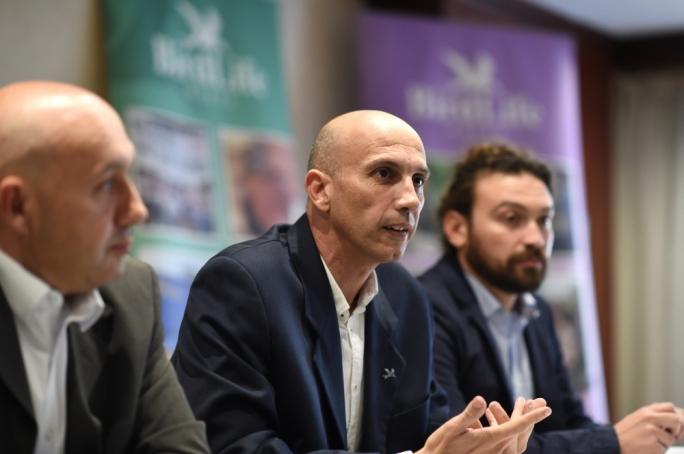 BirdLife Malta CEO, Mark Sultana