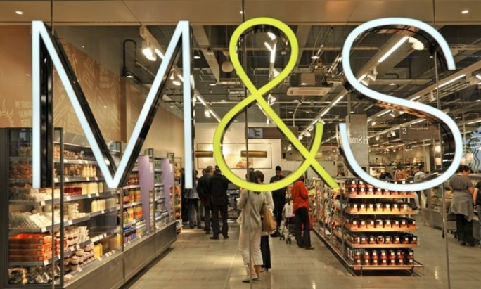 Marks & Spencer were among those reporting results on Thursday