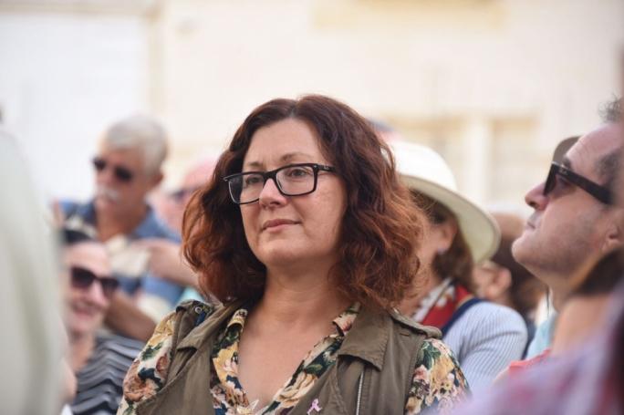 Democratic Party founder Marlene Farrugia (Photo: Ivan M. Consiglio/MediaToday)