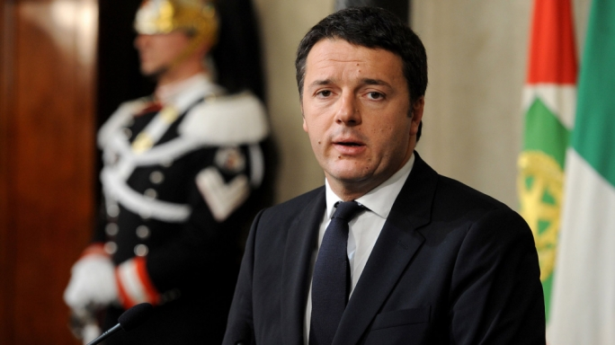 Italian Prime Minister Matteo Renzi made the vote personal by pledging to resign if the public votes against the reforms
