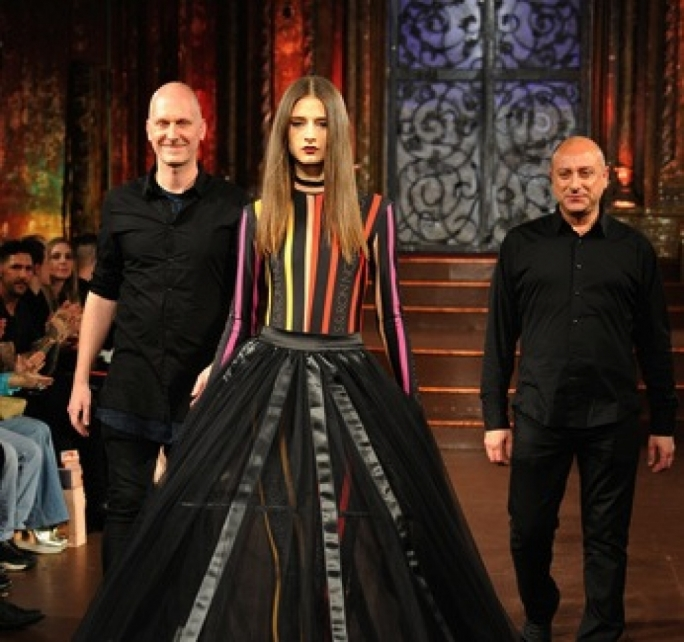 Two of Malta's leading designers Charles and Ron have shown their designs for the fourth time at the prestigious Art Hearts fashion show as part of the New York Fashion Week