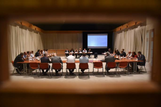 The MCESD presented 130 proposals (Photo: James Bianchi/MediaToday)