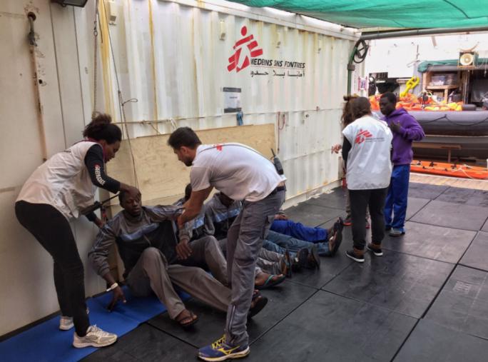 Migrant deaths rise on Mediterranean