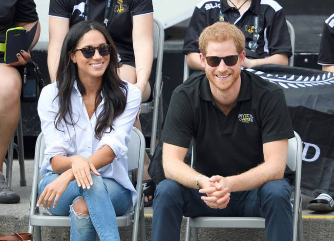 Meghan Markle (left) and Prince Harry (right) will tie the knot on 19 May