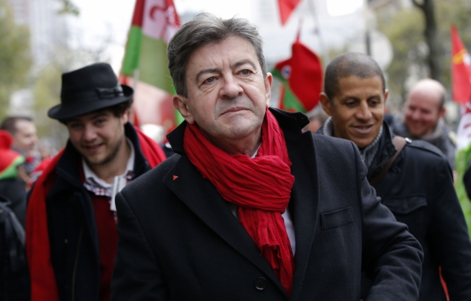 A victory for Jean-Luc Melenchon could spell the end of the euro and of the EU as we know it