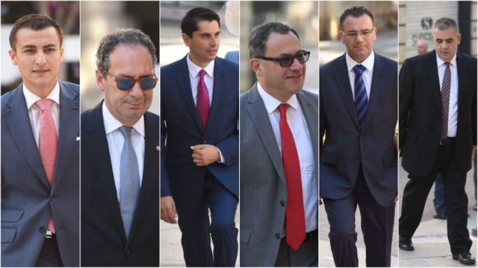 Which MP wore the best coloured tie?