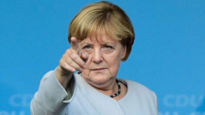 Angela Merkel has been German chancellor since 2005