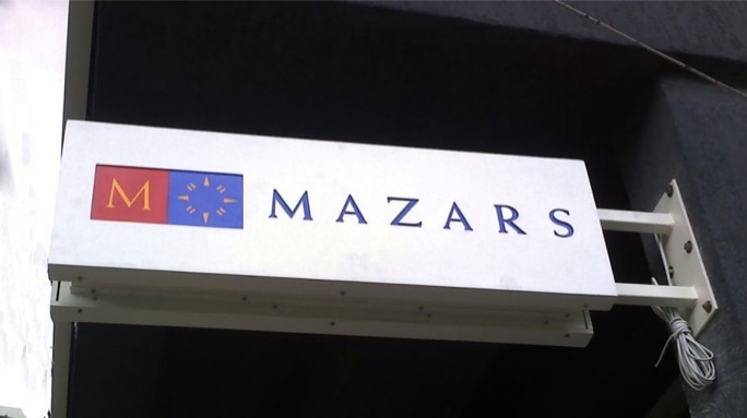 Mazars have been selected for an independent file review of BOV's investor client files.