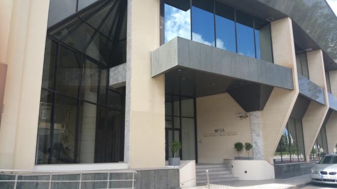 The MFSA offices, Mriehel.