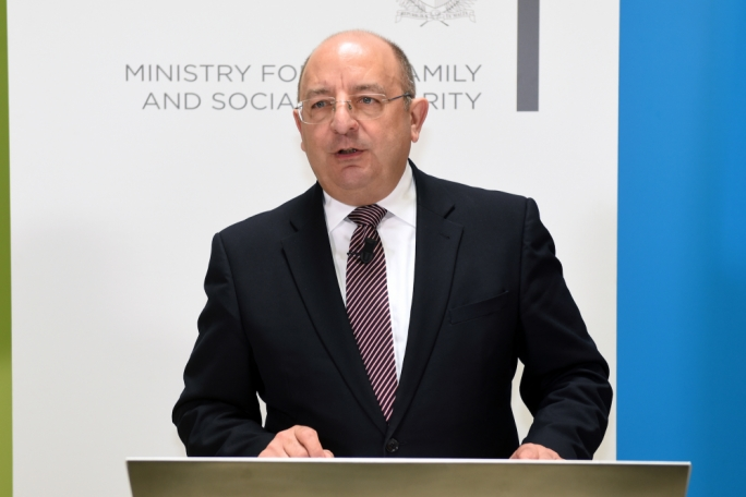 Home affairs minister Michael Farrugia is to be given widespread discretionary powers on development carried out by the police force