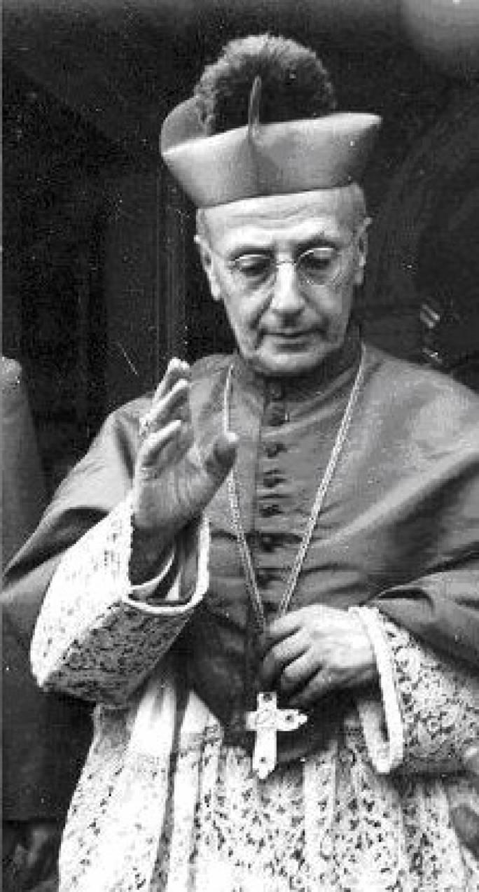 Archbishop Michael Gonzi