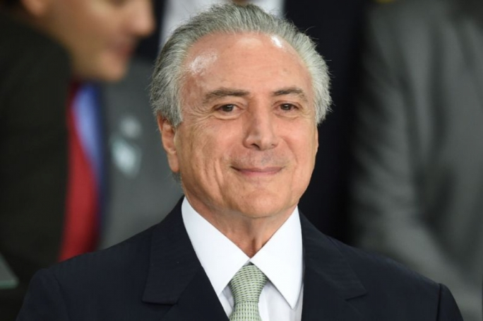 Brazil's attorney general formally accuses Temer