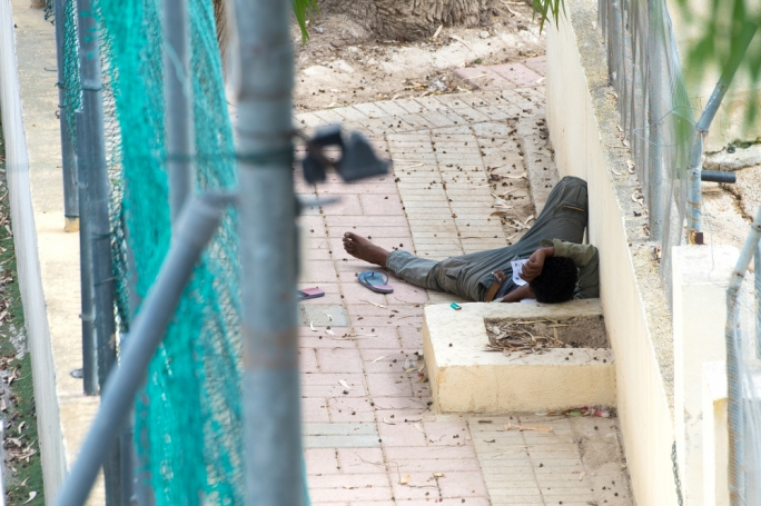 [WATCH] Is there no solution for down-and-out migrants in Marsa?