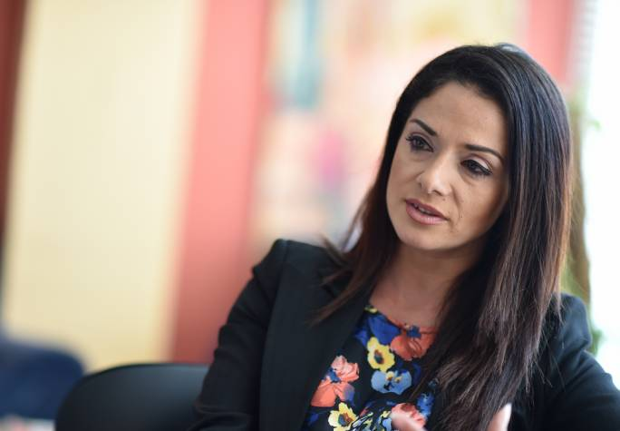 Miriam Dalli is spearheading the Labour Party's LEAD initiative