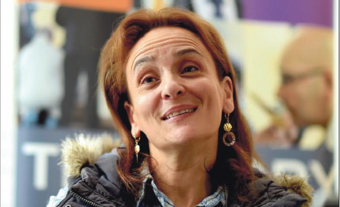 Miriam Sciberras (Photo: Ray Attard)