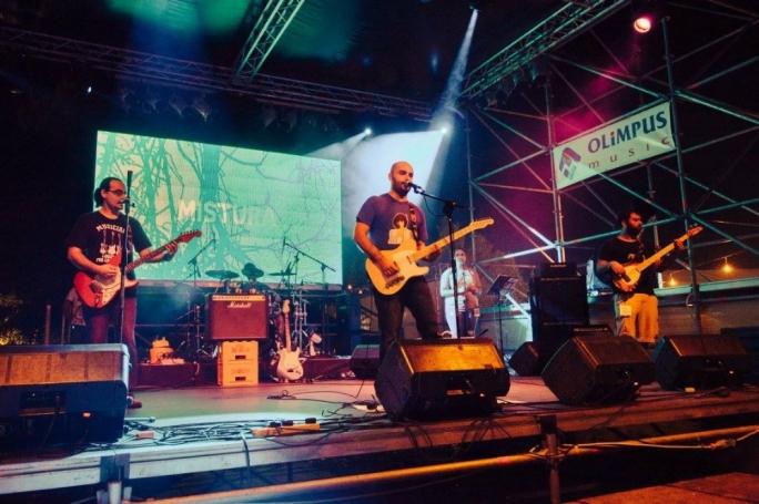Mistura performing at last summer's Farsons Great Beer Festival