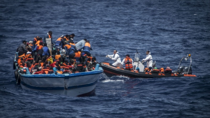 Malta-based search-and-rescue charity MOAS categorically denied these claims and said that all operations are coordinated by Italian authorities
