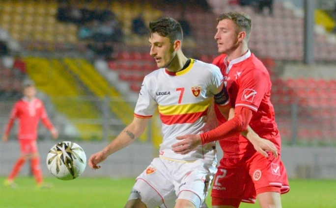 Montenegro defeated Malta 1-0 during last week's U21 qualifier