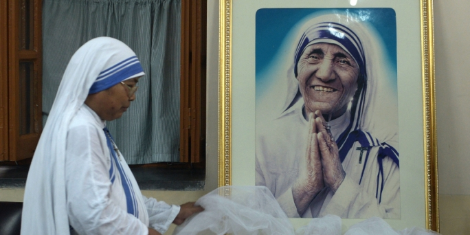 Two dubious 'miracles' have been ascribed to the 'intervention' of St Mother Teresa