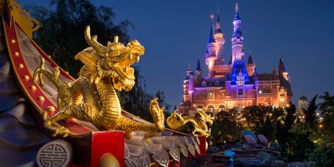 Authentically Disney and distinctly Chinese: Shanghai Disney Resort blends magic of Disney with spirit of China