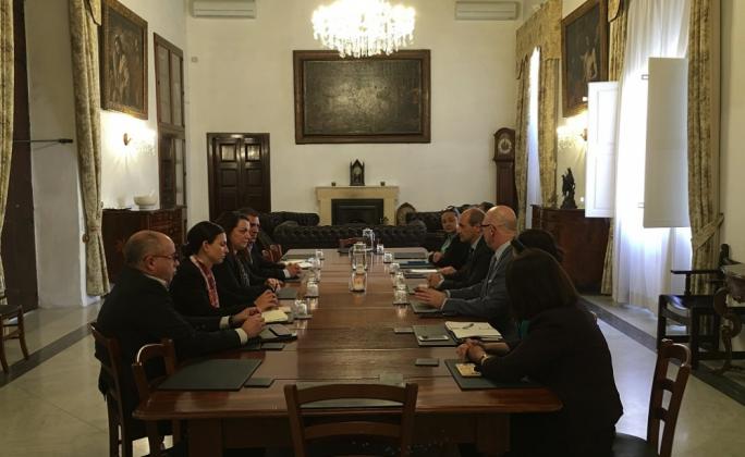 Malta freezes Pilatus Bank assets after removing chairman
