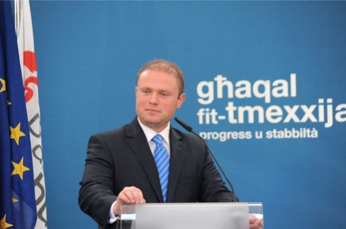 Opposition leader Joseph Muscat insists his party is the underdog.