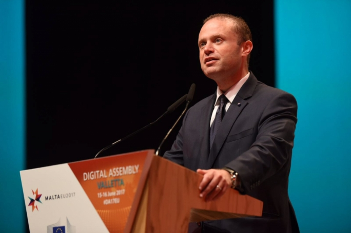 Europe should embrace and harness disruptive innovations, according to Prime Minister Joseph Muscat